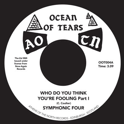 "Symphonic Four/WHO DO YOU THINK... 7"""