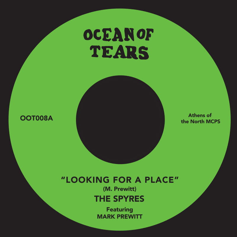 Spyres/LOOKING FOR A PLACE 7""