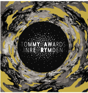 Tommy Awards/INRE RYMDEN REMIX EP 12""