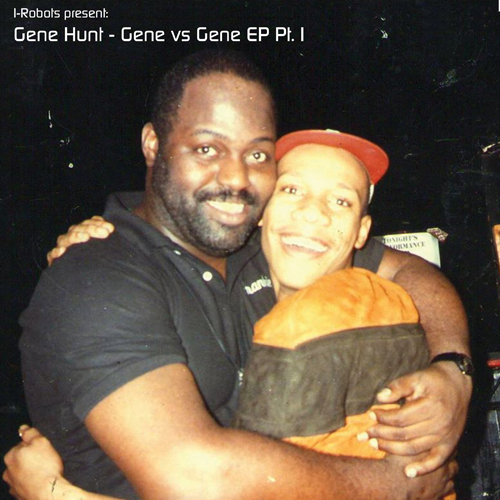 """Gene Hunt/GENE VS GENE EP PT. 1 12"""""""