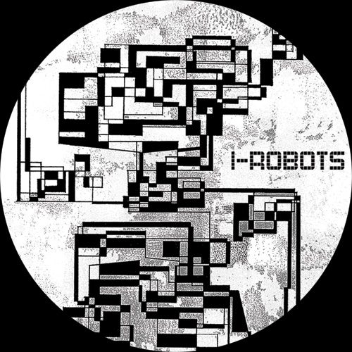 I-Robots/BROTHER MAN (RED AXES RMX) 12""