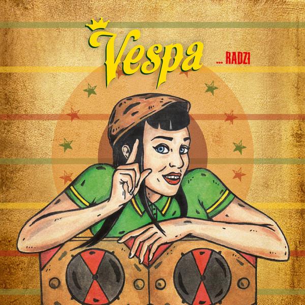 "Vespa/RADZI EP 7"""