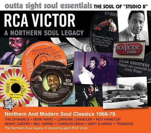 Various/NORTHERN SOUL OF RCA VICTOR CD