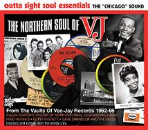 Various/NORTHERN SOUL OF VEE-JAY CD