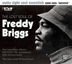 Freddy Briggs/THE LOST SOUL OF.....CD