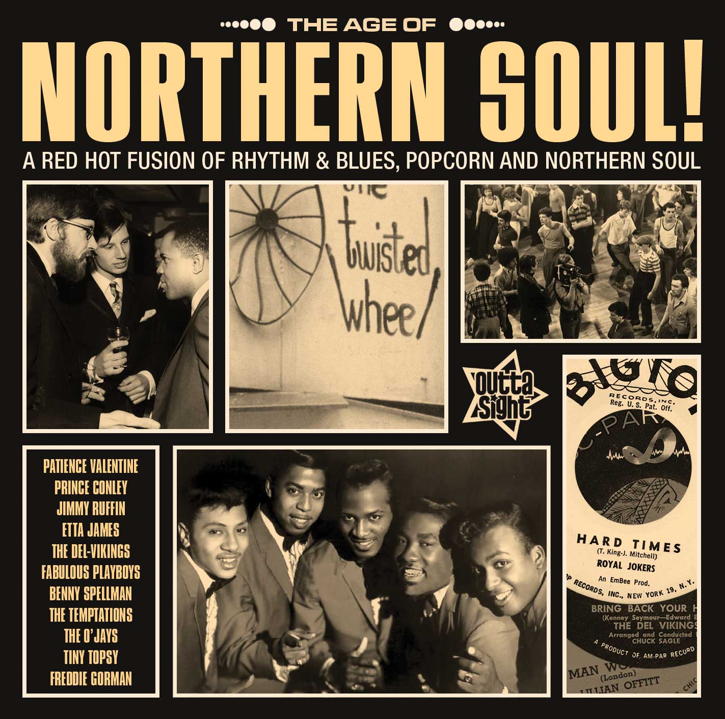 Various/AGE OF NORTHERN SOUL CD