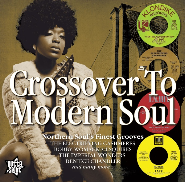 Various/CROSSOVER TO MODERN SOUL CD