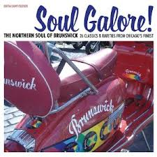 Various/NORTHERN SOUL OF BRUNSWICK CD