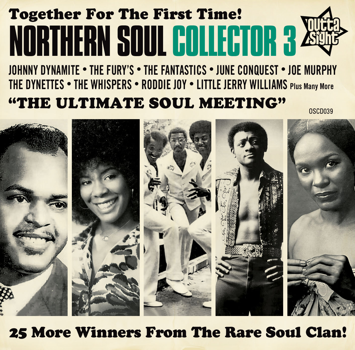 Various/NORTHERN SOUL COLLECTOR 3 CD