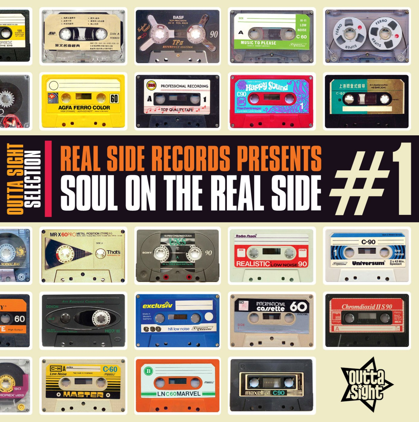 Various/SOUL ON THE REAL SIDE CD