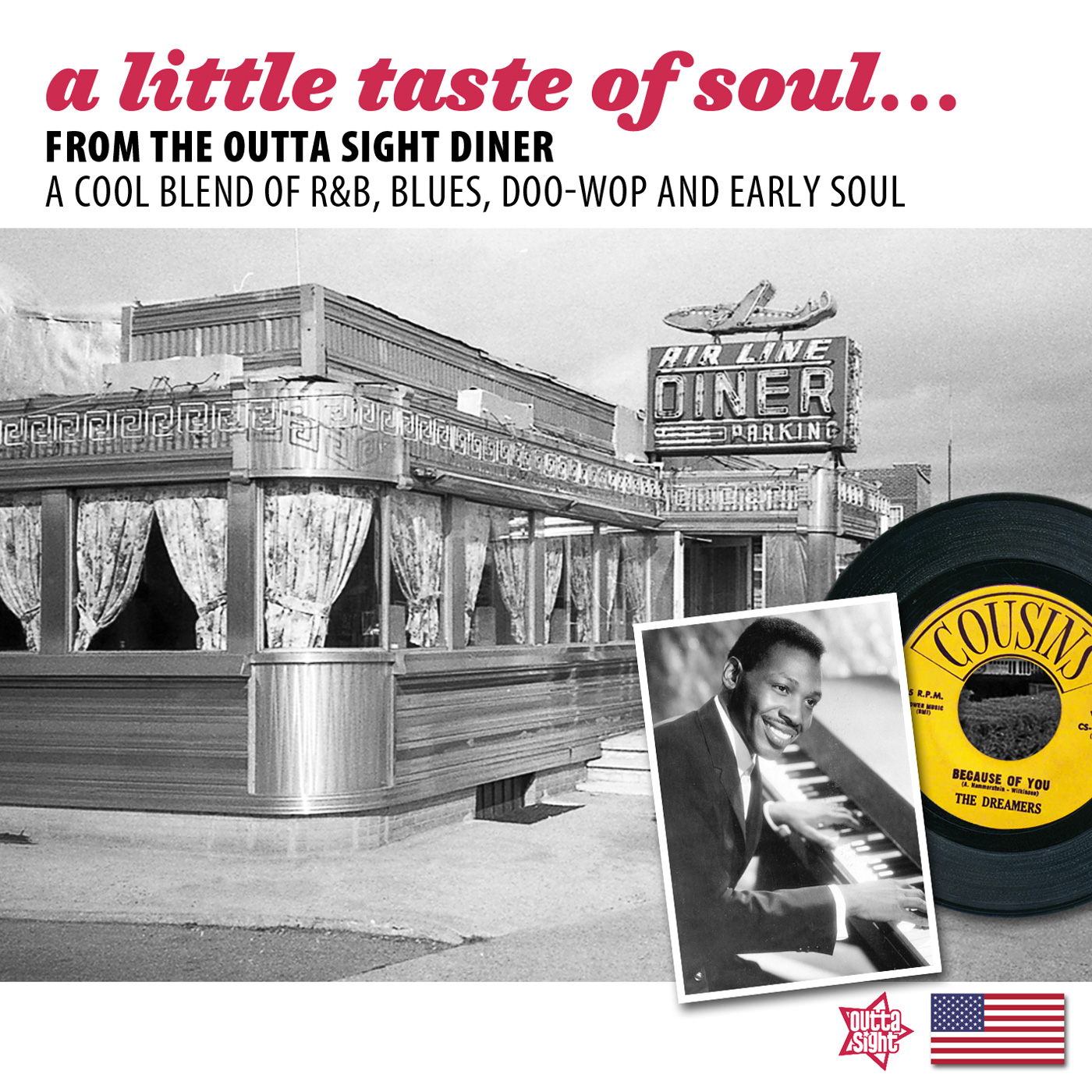 Various/A LITTLE TASTE OF SOUL CD
