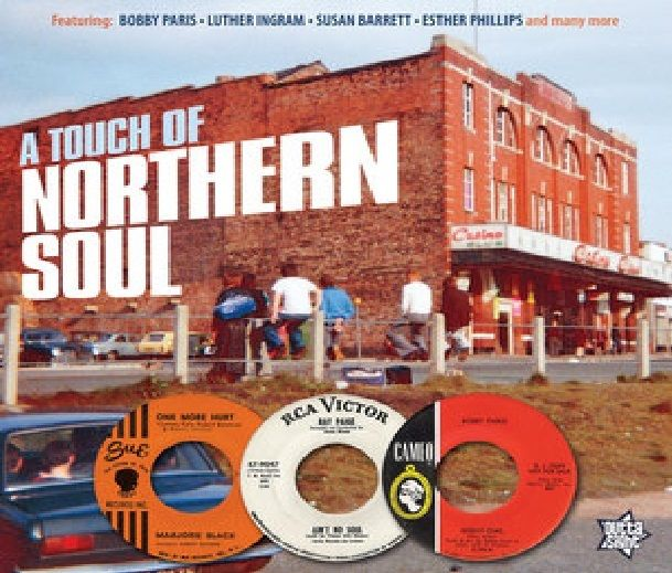 Various/A TOUCH OF NORTHERN SOUL CD