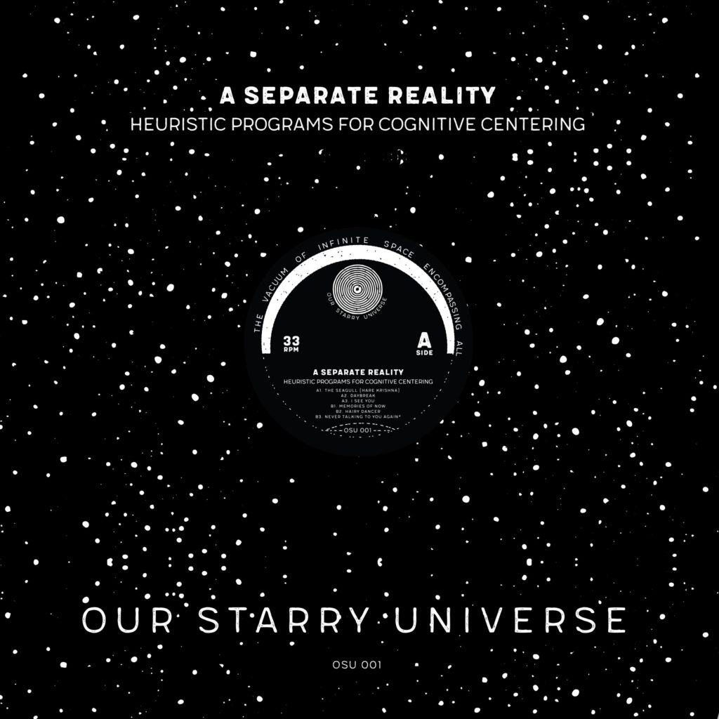 A Separate Reality/HEURISTIC... EP 12""