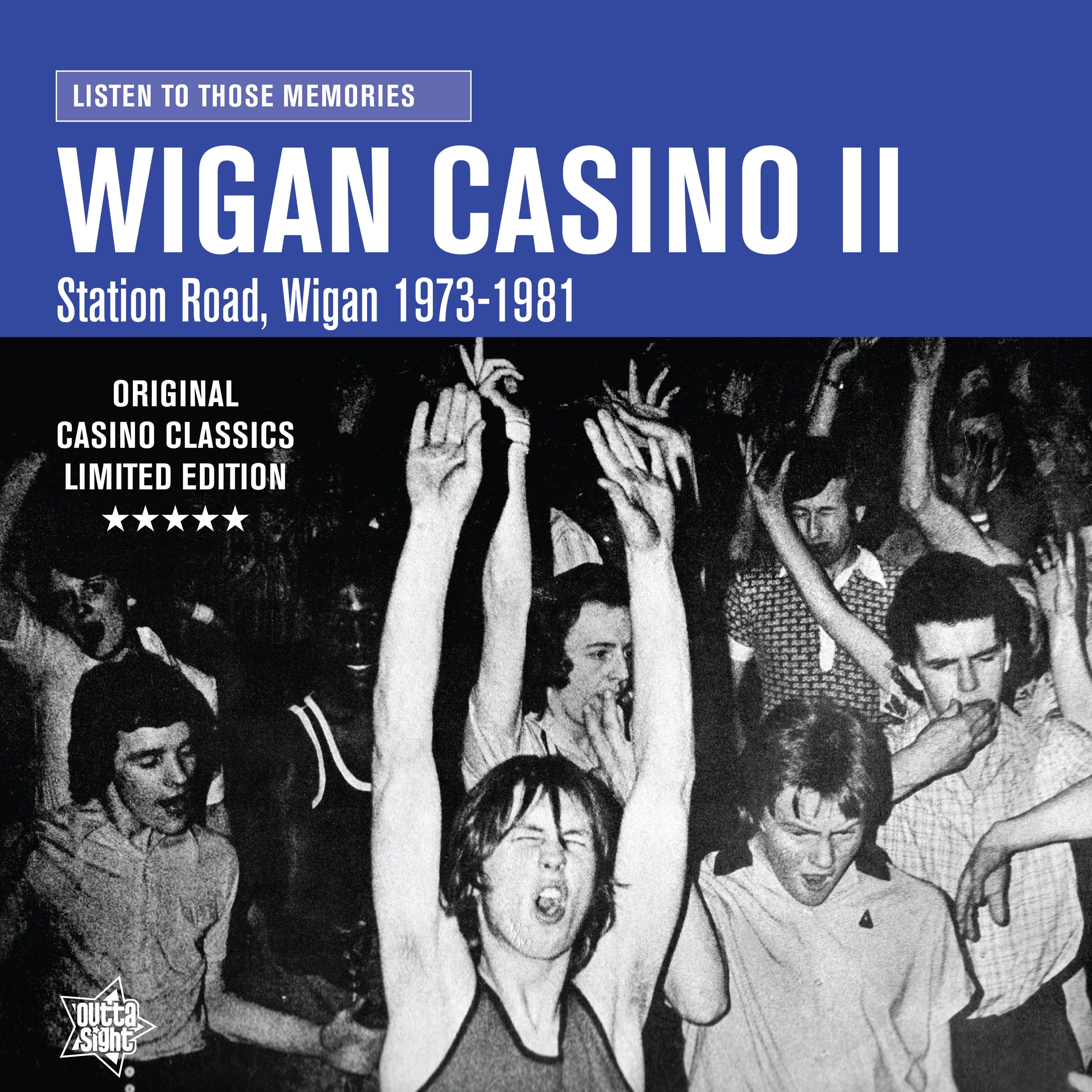 Northern Soul/WIGAN CASINO VOL 2 LP