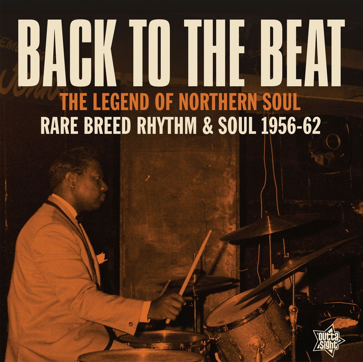 Northern Soul/BACK TO THE BEAT 56-62 LP