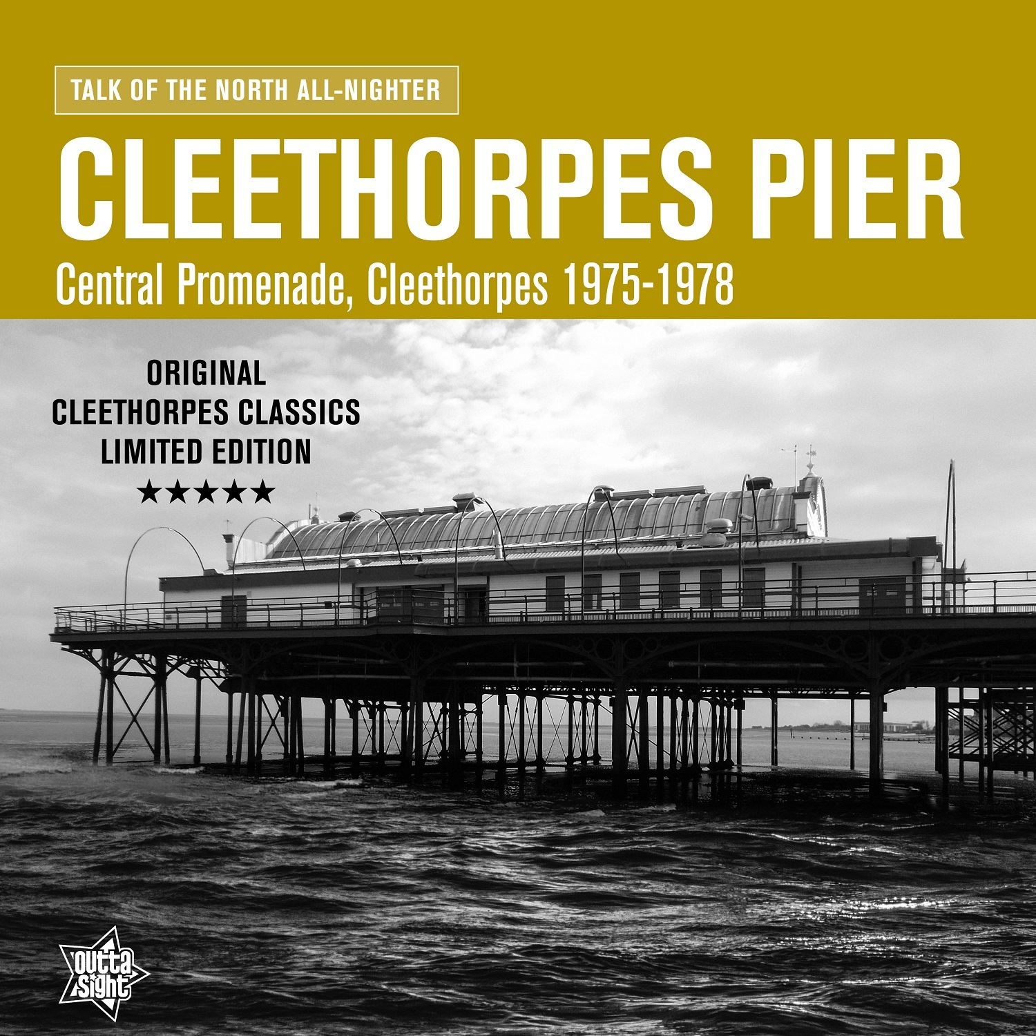 Northern Soul/CLEETHORPES PIER 75-78  LP