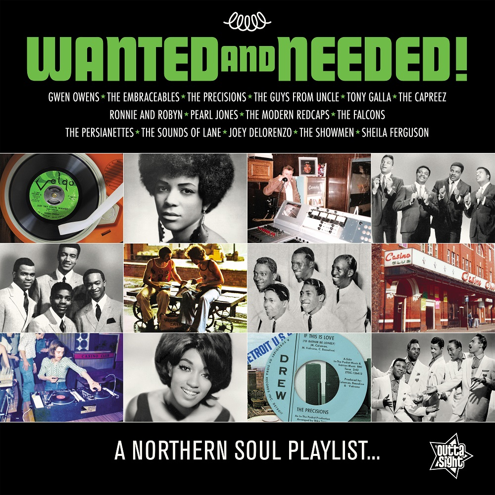 Northern Soul/WANTED AND NEEDED LP