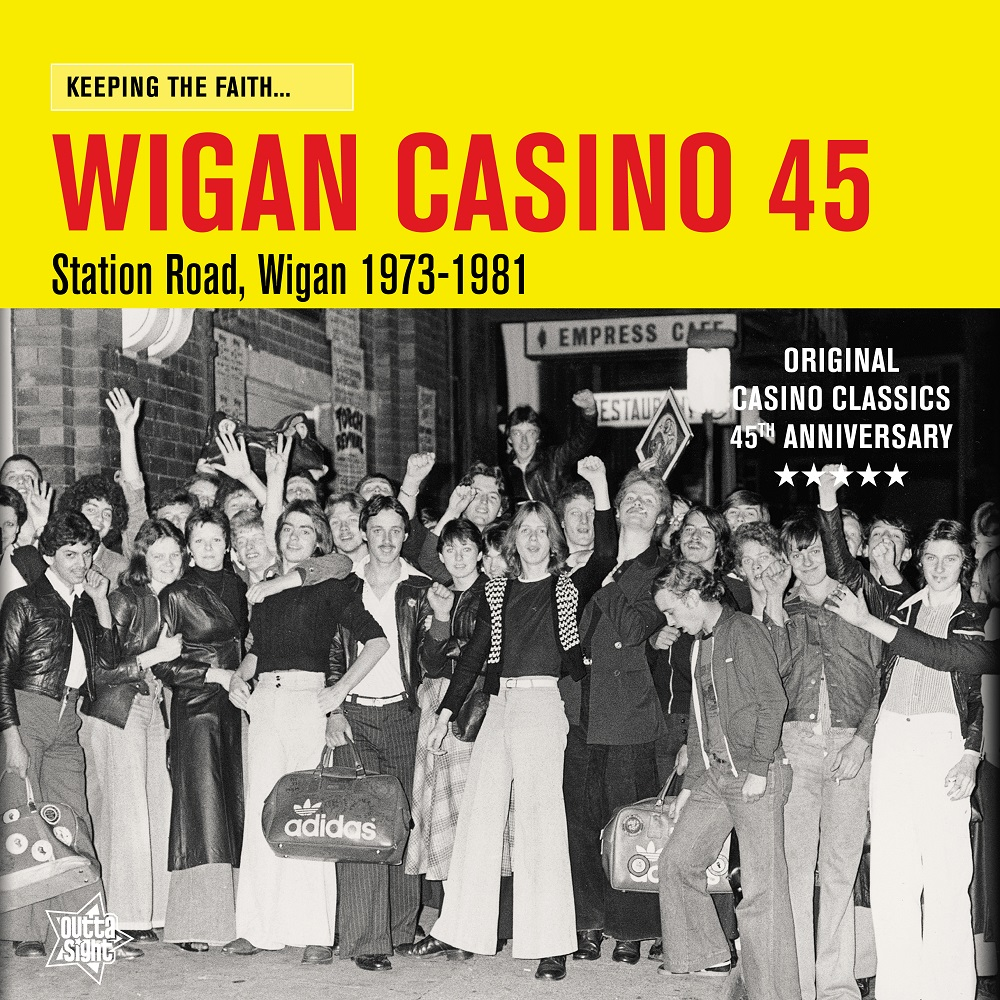 Northern Soul/WIGAN CASINO 45 1973-81 LP