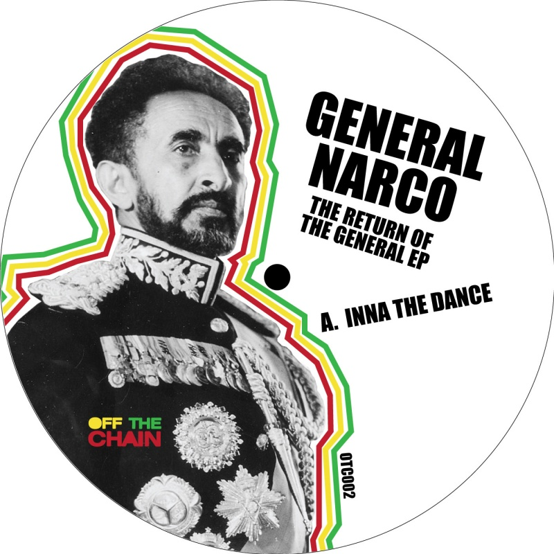 General Narco/INNA THE DANCE 12""