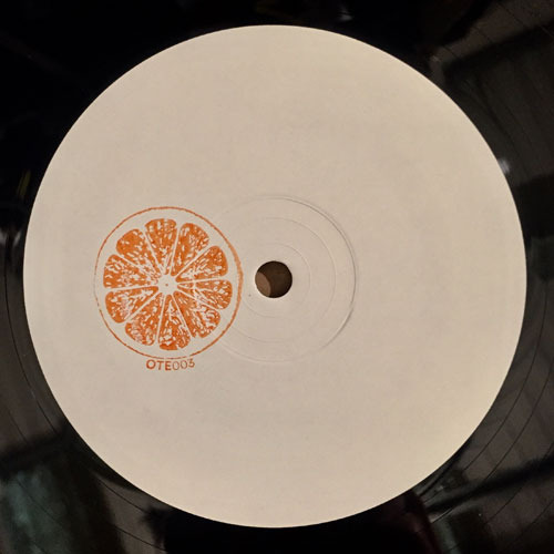 Orange Tree Edits/AFRO EDITS VOL 3 12""