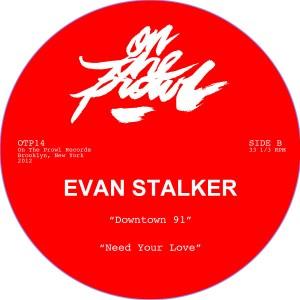 """Evan Stalker/PARKWAY EP 12"""""""
