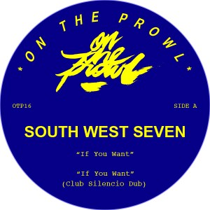 South West Seven/IF YOU WANT 12""