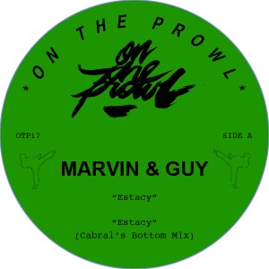 Marvin & Guy/ESTACY 12""