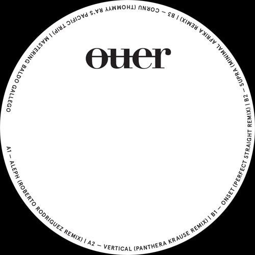 "Ouer/I EP 12"""