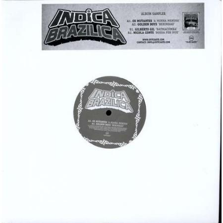 """Various/INDICA BRAZILICA SAMPLER 12"""""""