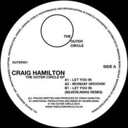 Craig Hamilton/THE OUTER CIRCLE EP 12""
