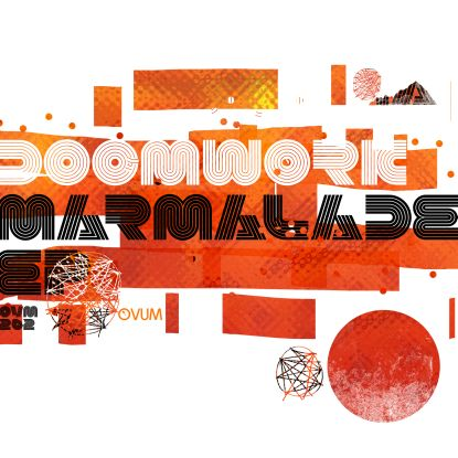 "Doomwork/MARMALADE EP 12"""