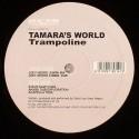 "Tamara's World/TRAMPOLINE (ITALY) 12"""
