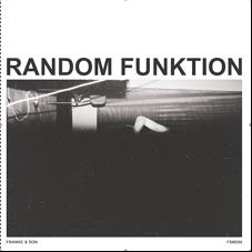 Franke & Son/THE RANDOM FUNKTION EP LP