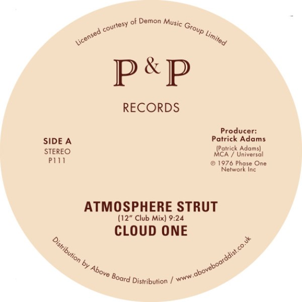 Cloud One/ATMOSPHERE STRUT (KON RMX) 12""