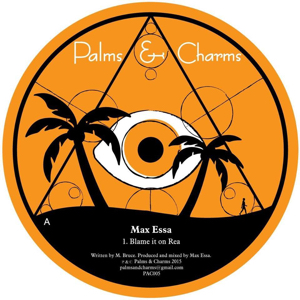 Max Essa/BLAME IT ON REA 12""