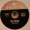 "DJ Koze/RUE BURNOUT EP 12"""