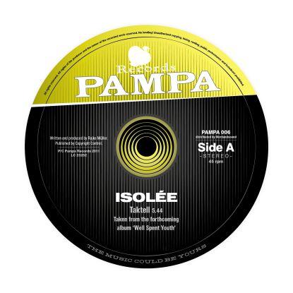 """Isolee & Robag Wruhme/TAKTELL 12"""""""