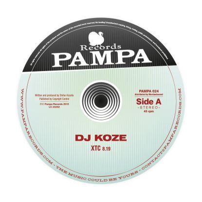"DJ Koze/XTC 12"""