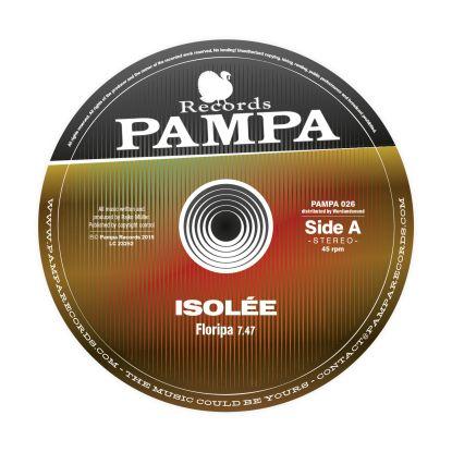 "Isolee/FLORIPA EP 12"""