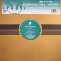 Monkey Brothers/INVISIBLE  12""