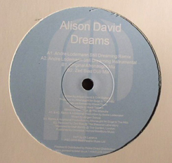 Alison David/DREAMS 12""