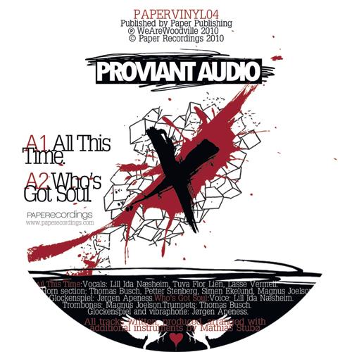 """Proviant Audio/EP 12"""""""