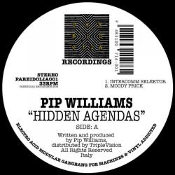 Pip Williams/HIDDEN AGENDAS EP 12""