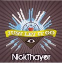 Nick Thayer/JUST LET IT GO CD