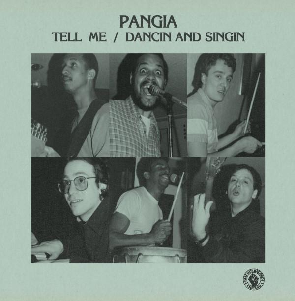 """Pangia/TELL ME 7"""""""