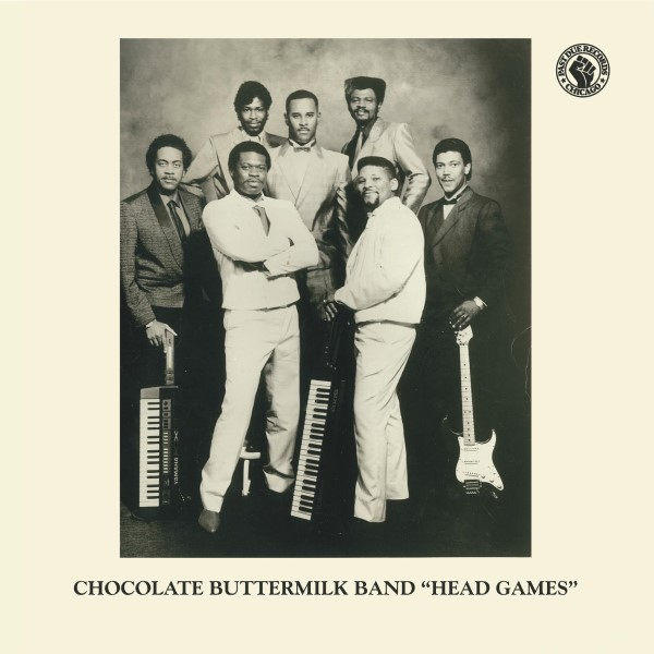 Chocolate Buttermilk Band/HEAD GAMES 7""