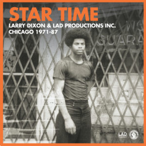 Larry Dixon/STAR TIME 4LP