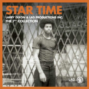 "Larry Dixon/STAR TIME 10 x 7"" BOXSET"