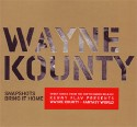 Wayne Kounty/SNAPSHOTS+BRING IT HOME 7""