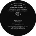 "Ron Trent/CINEMATIC TRAVELS EP 12"""